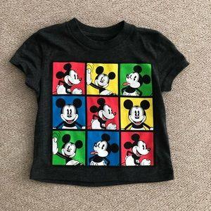 NEW Disney Junior Mickey T-Shirt 4T